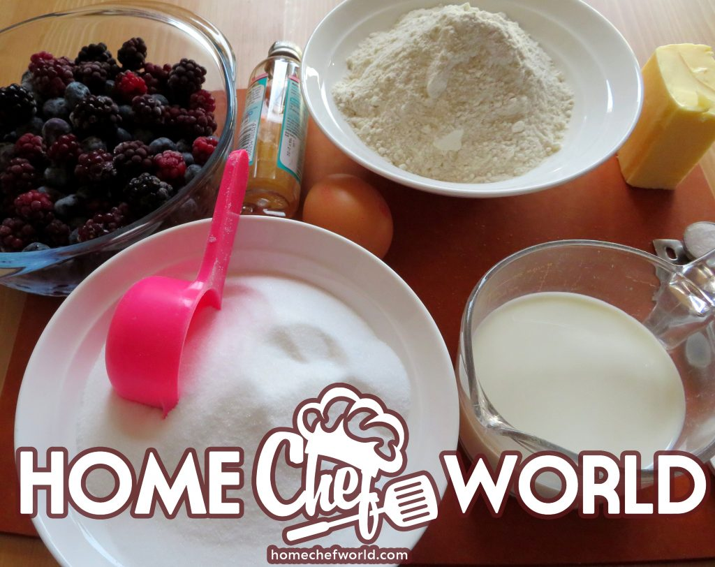 Ingredients-for-berry-cake