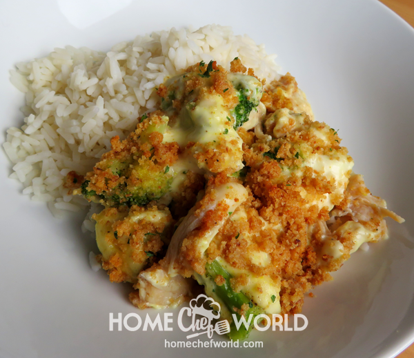 Best Cover for Chicken Casserole Recipe