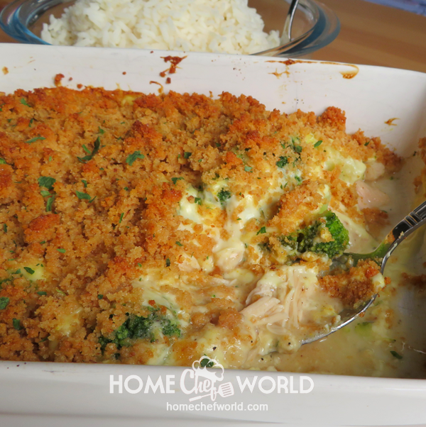 Chicken Casserole Recipe Spooning it Out