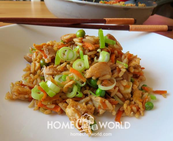 Classic Pork Fried Rice