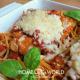 Easy Chicken Parmesan Recipe Presentation