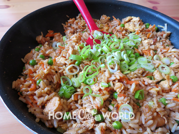 Ready to Serve Classic Pork Fried Rice Recipe