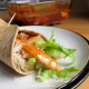 Sweet & Sour Chicken Wraps Ready to Eat