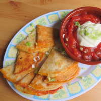 Cheese Quesadilla Recipe Ready to Eat