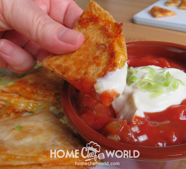 Cheese Quesadillas Recipe
