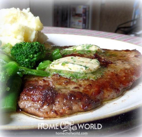 Cube Steak with Garlic Recipe