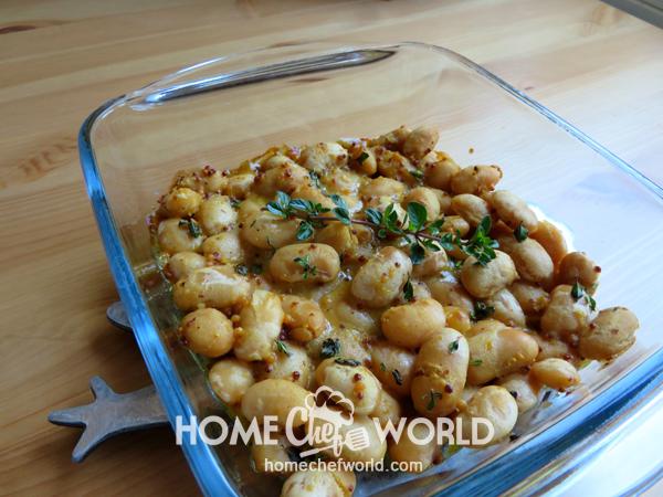 Lima Bean Recipe Casserole