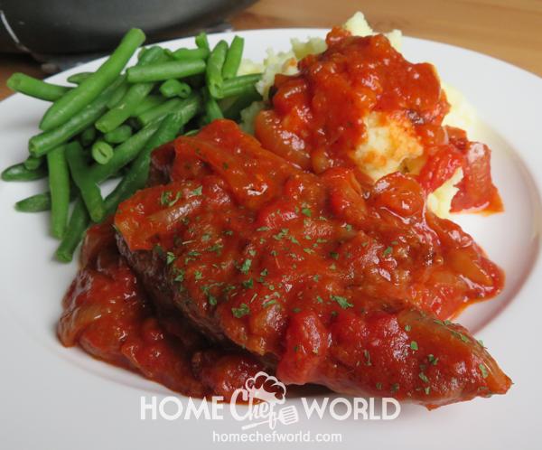 Tasty Swiss Steak Recipe
