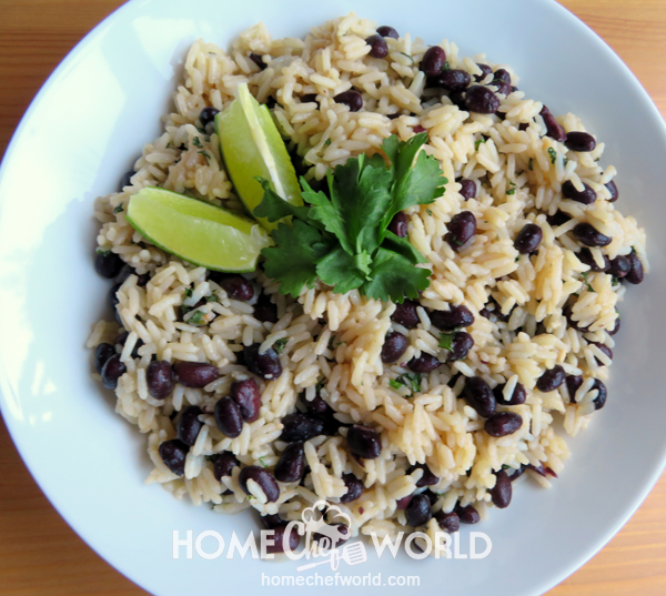 Black Beans and Rice Recipe