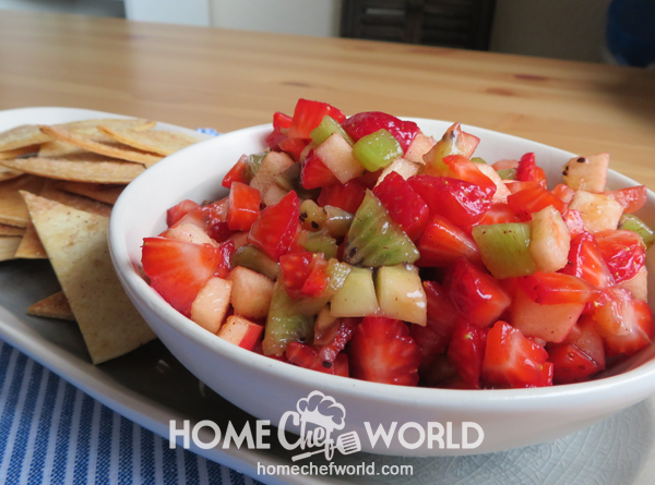 Fruit Salsa Salad