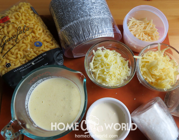 Ingredients Campfire Mac & Cheese Recipe