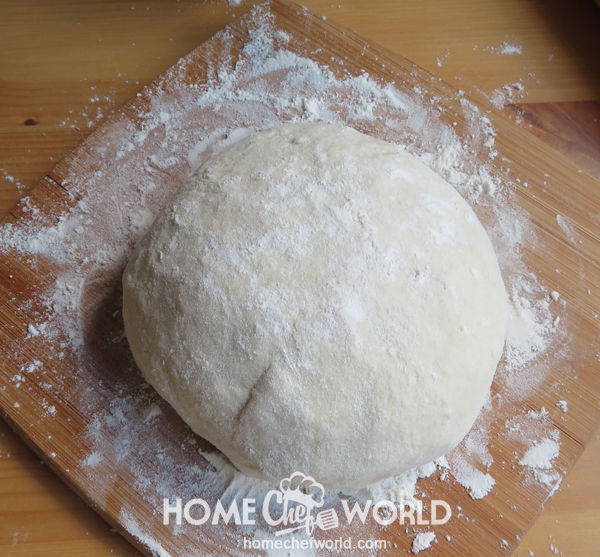Quick and Easy Pizza Dough Ready to Roll Out