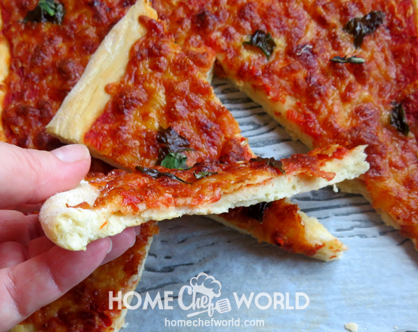 Recipe for Quick and Easy Pizza Dough