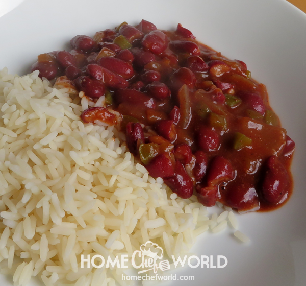 Red Beans And Rice Ready to Serve