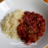 Red Beans And Rice Recipe