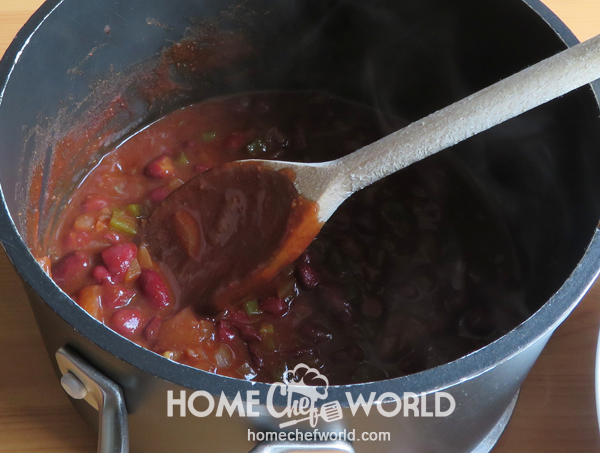 Red Beans after Cooking
