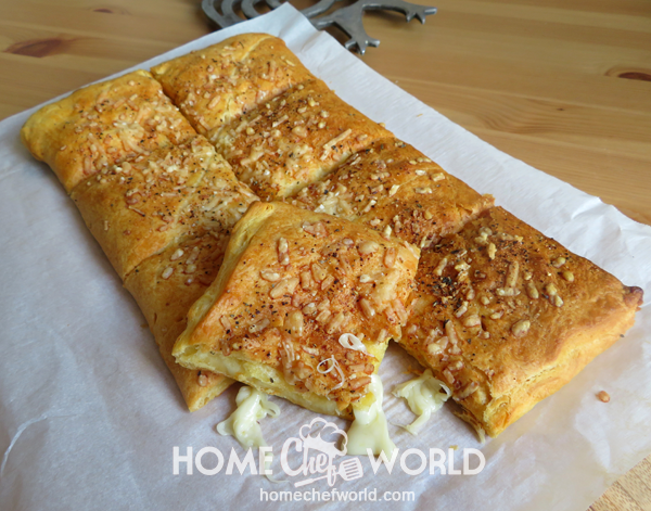 Stuffed Cheesy Bread Recipe Hints
