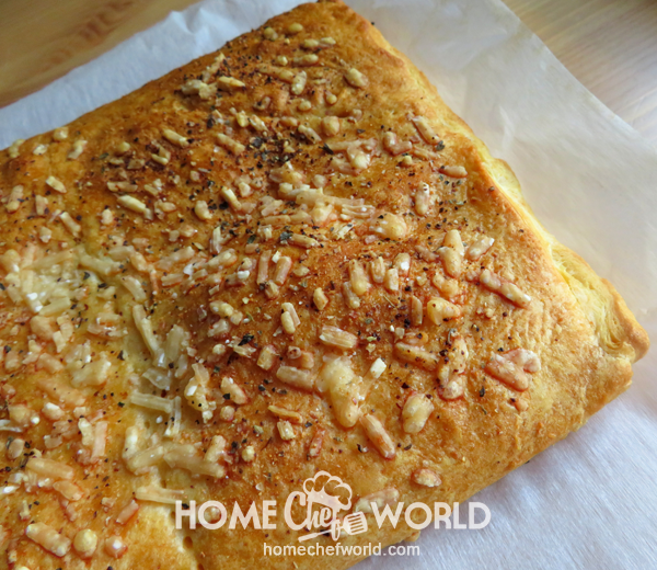 Stuffed Cheesy Bread Recipe