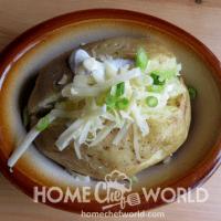 How To Cook Crock Pot Baked Potatoes