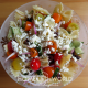 Mediterranean Pasta Salad Recipe Presentation