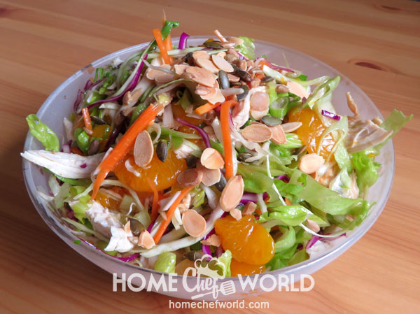 Asian Chicken Salad Ready to Eat