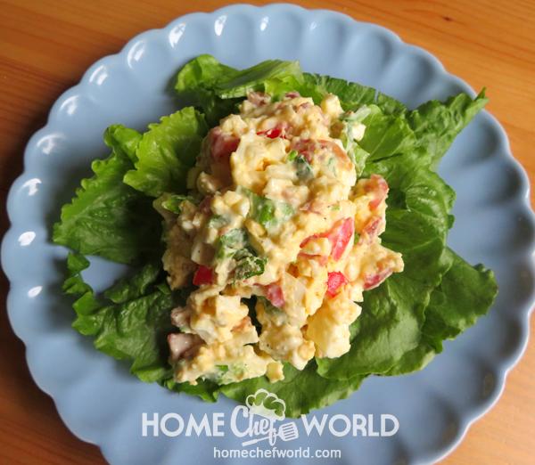 BLT Egg Salad Recipe