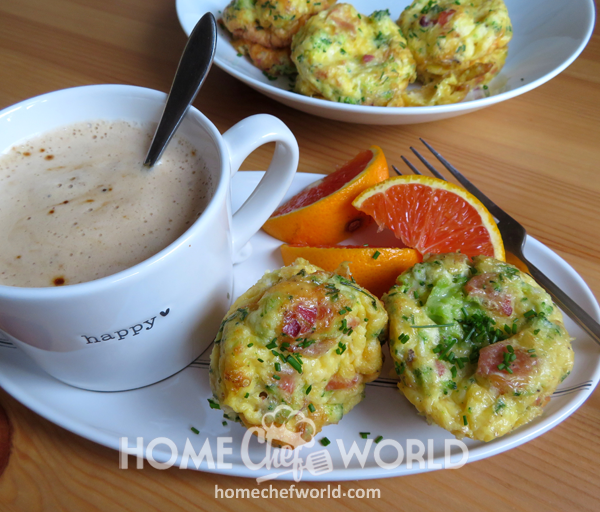 Breakfast Egg Muffins is Up