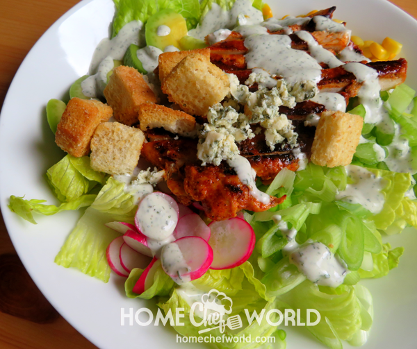 Buffalo Chicken Salad Recipe Hints and Tips