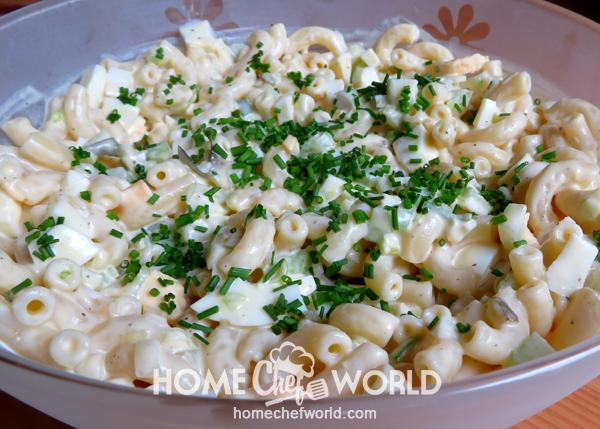 Mom's Macaroni Salad Recipe Hints and Tips
