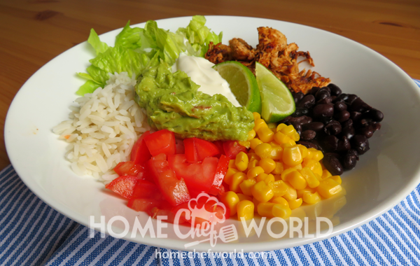 Ready to Eat Chicken Burrito Bowls
