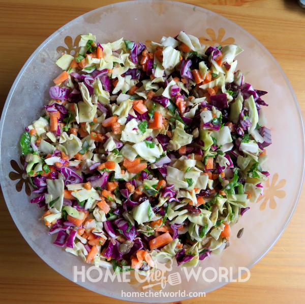 Sunflower Crunch Salad Recipe