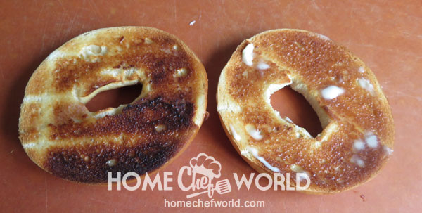 Toast and Butter Bagels