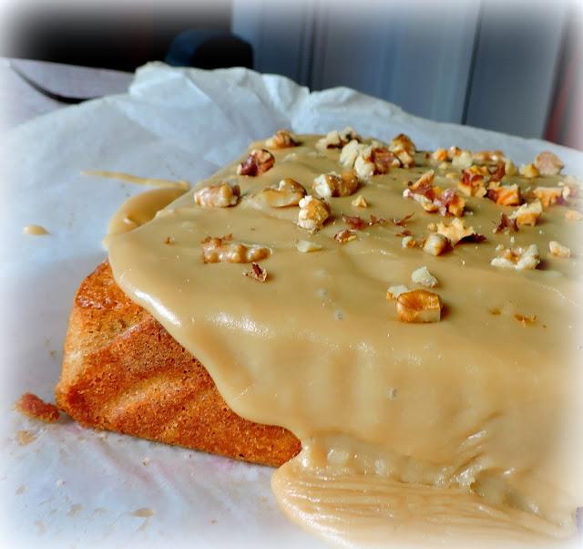 Spanish cake